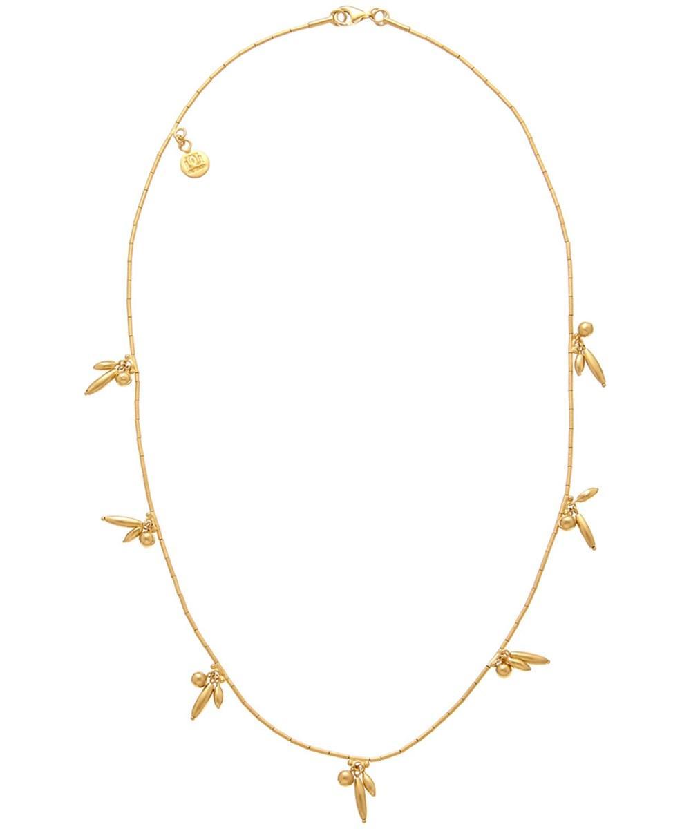 Gurhan Delicate 24k Necklace In Gold