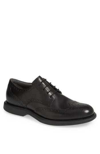 Sperry 'gold Cup - Bellingham' Wingtip In Black