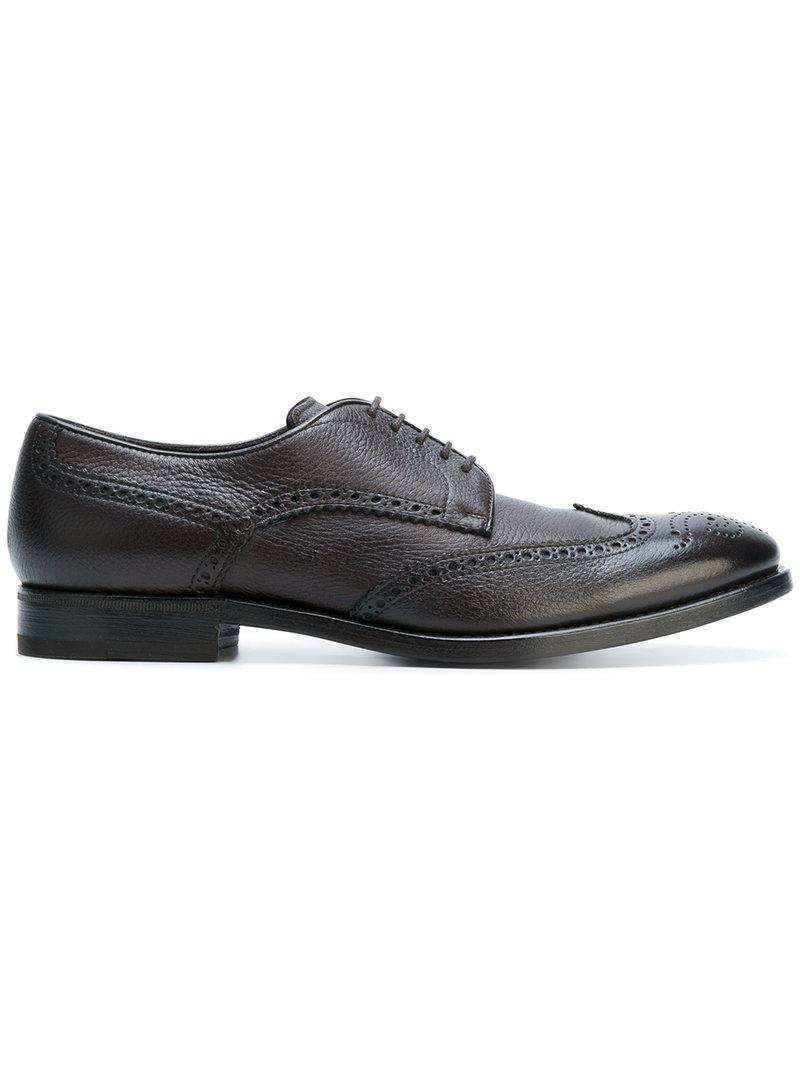 Henderson Baracco Lace-up Brogues