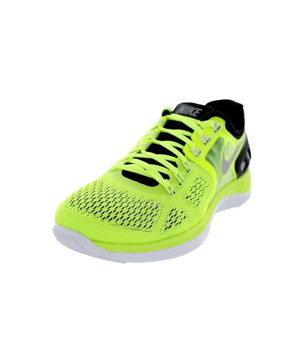 Nike Men's Lunareclipse 4 Running Shoe In Yellow
