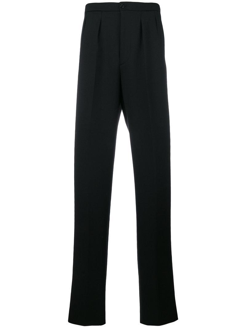 Raf Simons Straight Leg Trousers