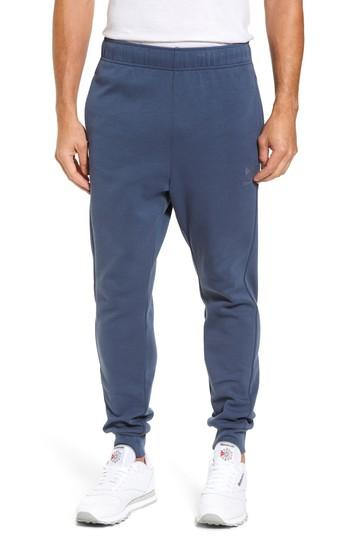 Reebok Classic Dynamic Knit Jogger Pants In Smoky Indigo
