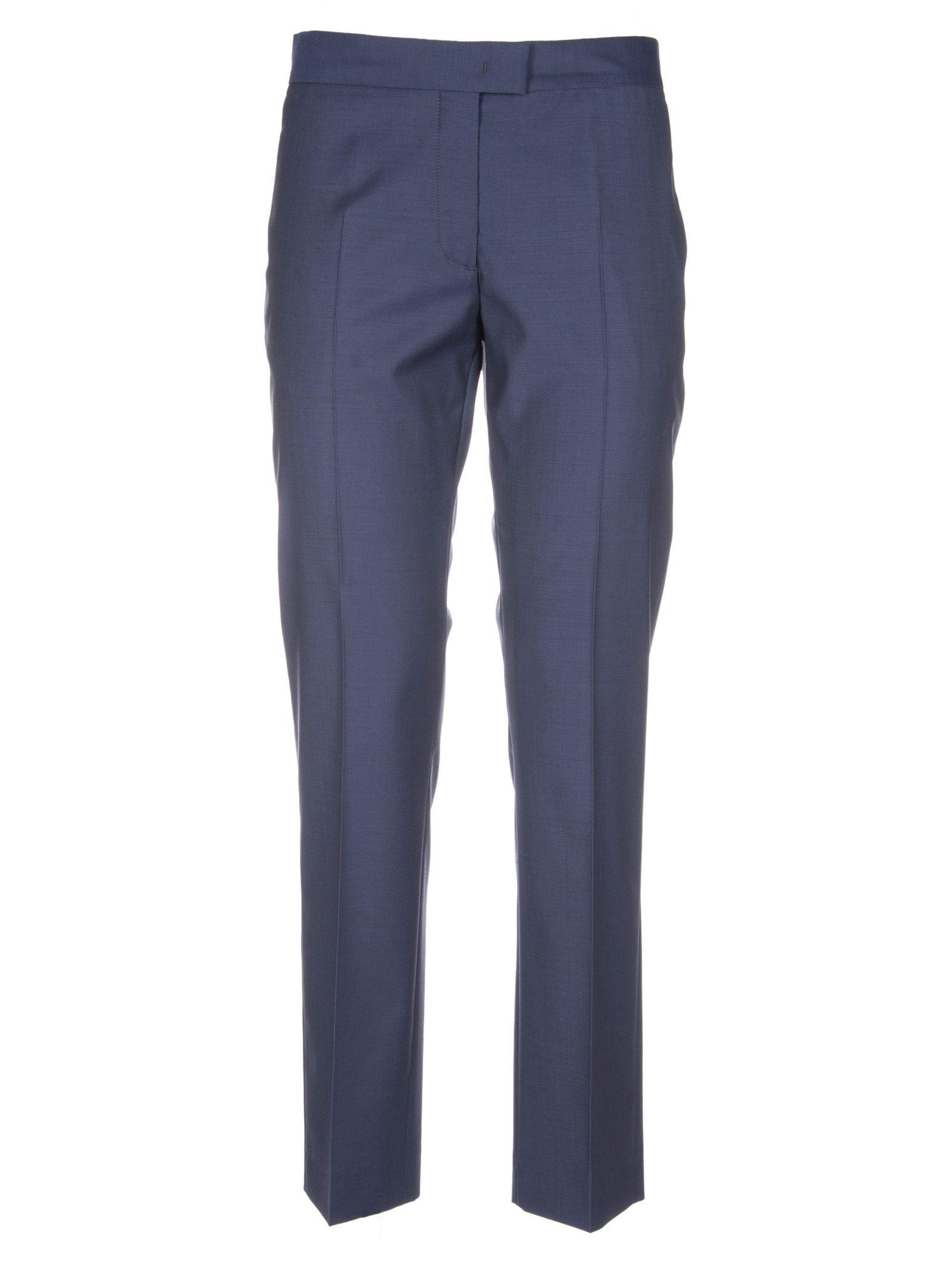 Paul Smith Slim-fit Trousers In Blue