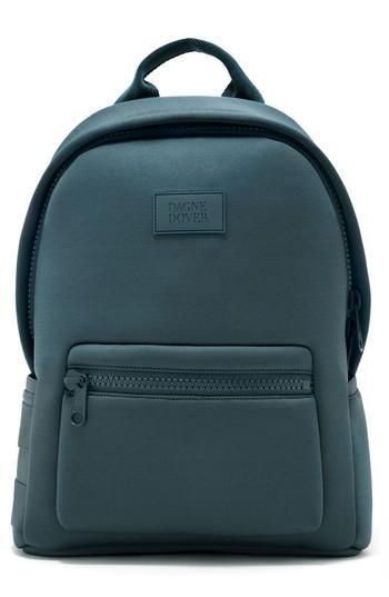 Dagne Dover 365 Dakota Neoprene Backpack - Grey In Slate