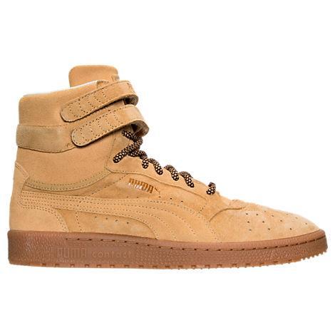 Puma Men's Sky Ii Hi Winterized Casual Shoes, Brown