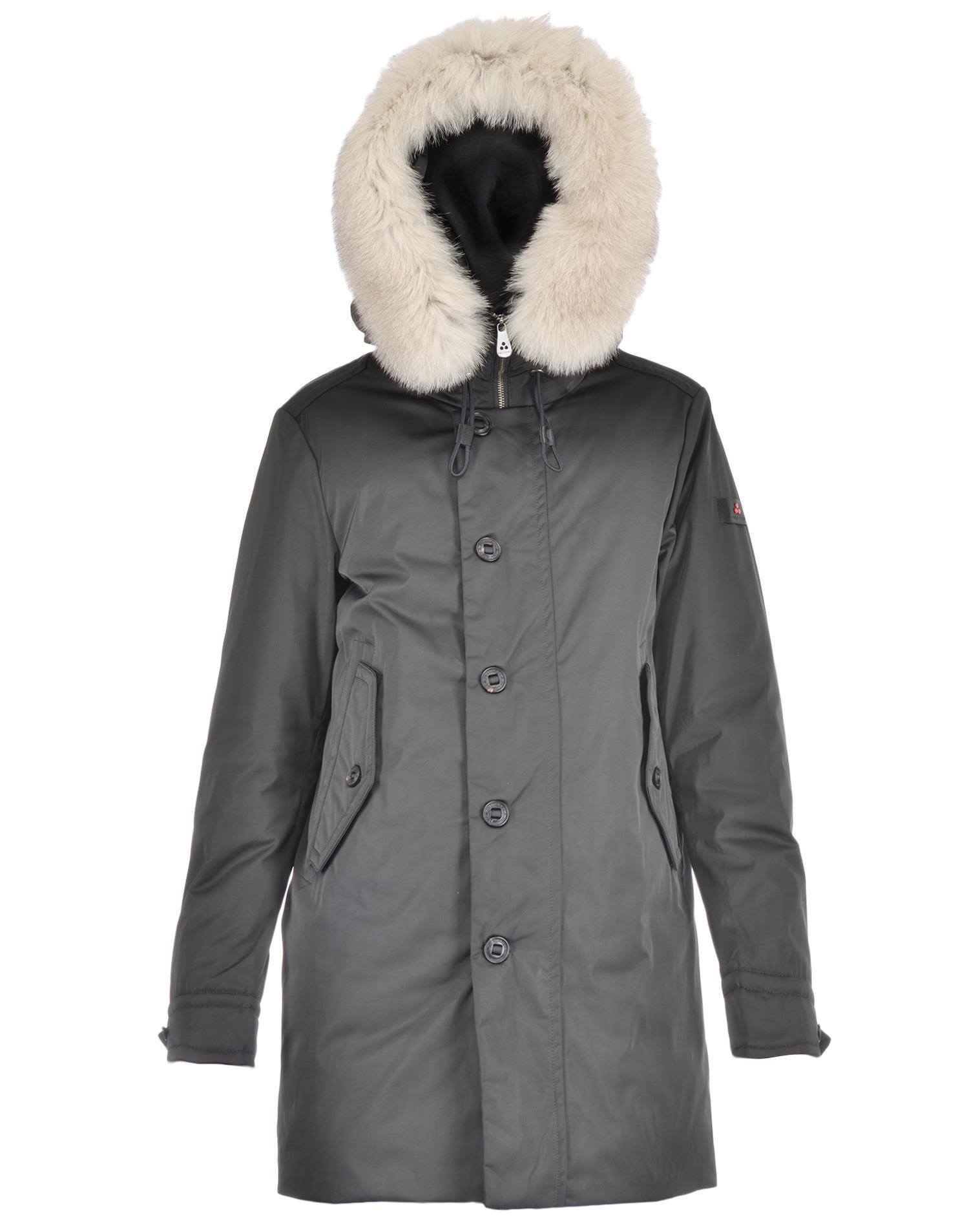 Peuterey Koler Raincoat In Black