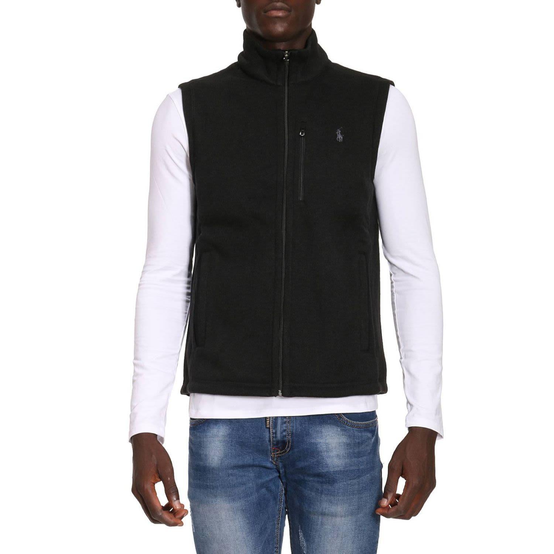 Polo Ralph Lauren Sweater Sweater Men  In Black