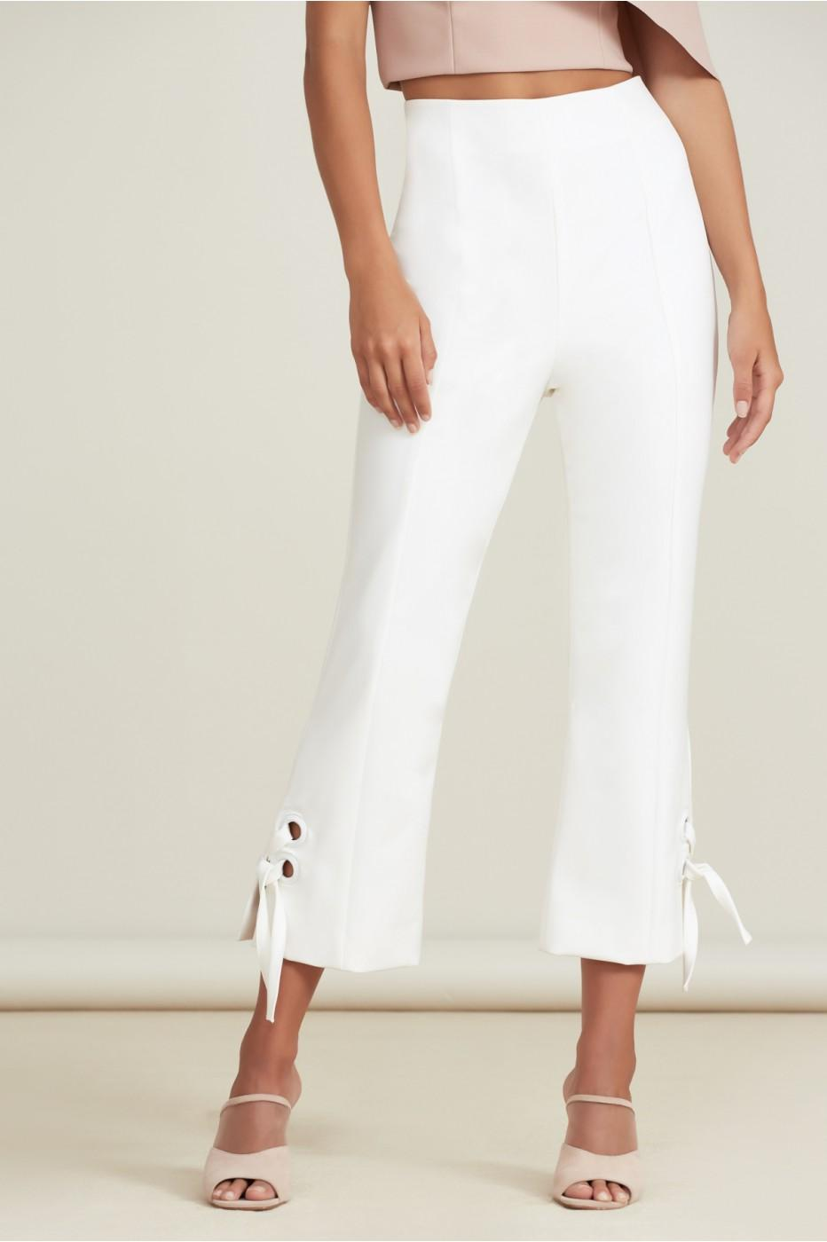 Finders Unbelievers Pant In Ivory