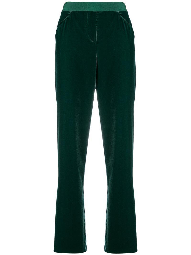 Giorgio Armani Classic Velvet Pant