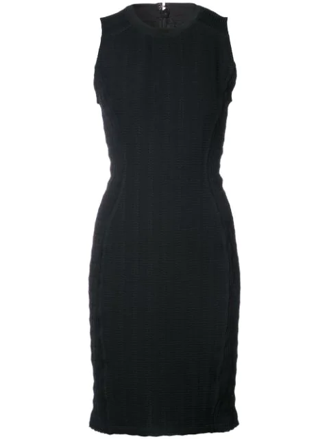 Rag & Bone Barton Sleeveless Dress In Black