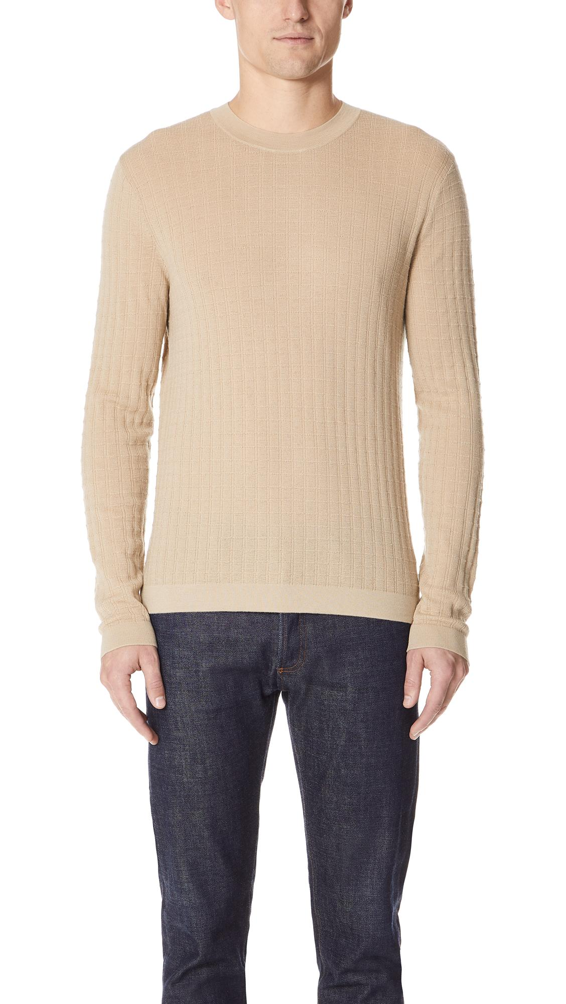 Theory Velay Sweater In Eclipse
