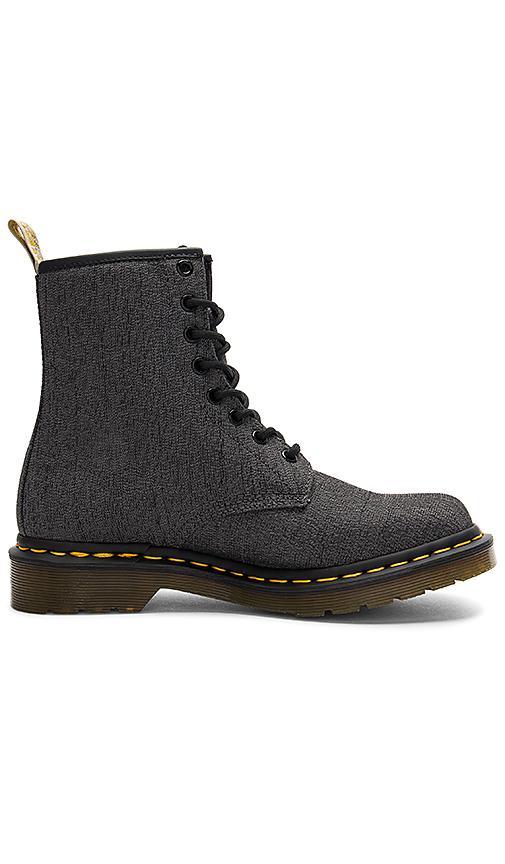 Dr. Martens Vegan Castel Boot In Charcoal