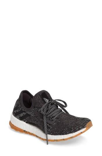 b847f7b12e6b1 Adidas Originals Pure Boost X Running Shoe In Utility Black  Vista Grey