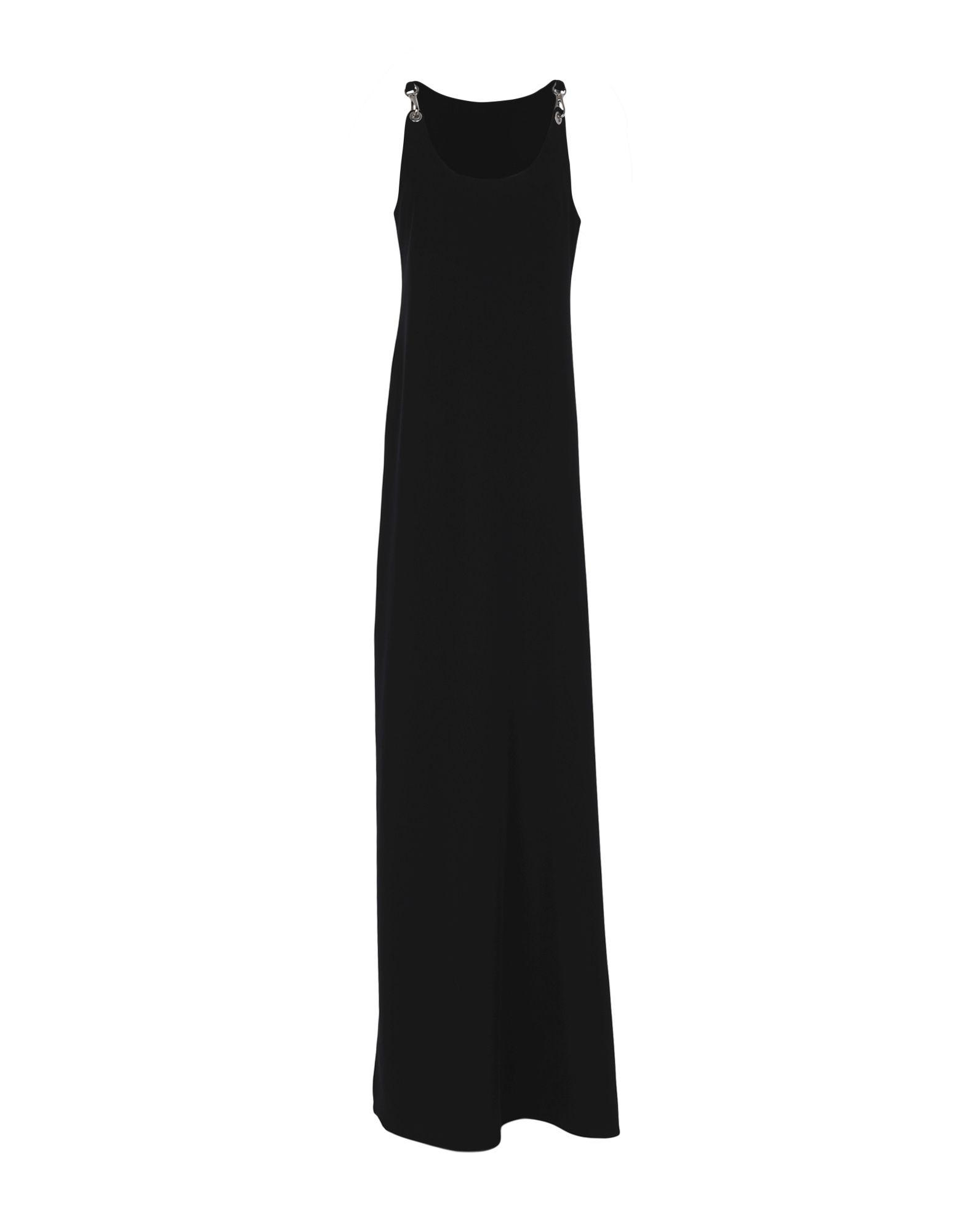Paco Rabanne Evening Dress In Black