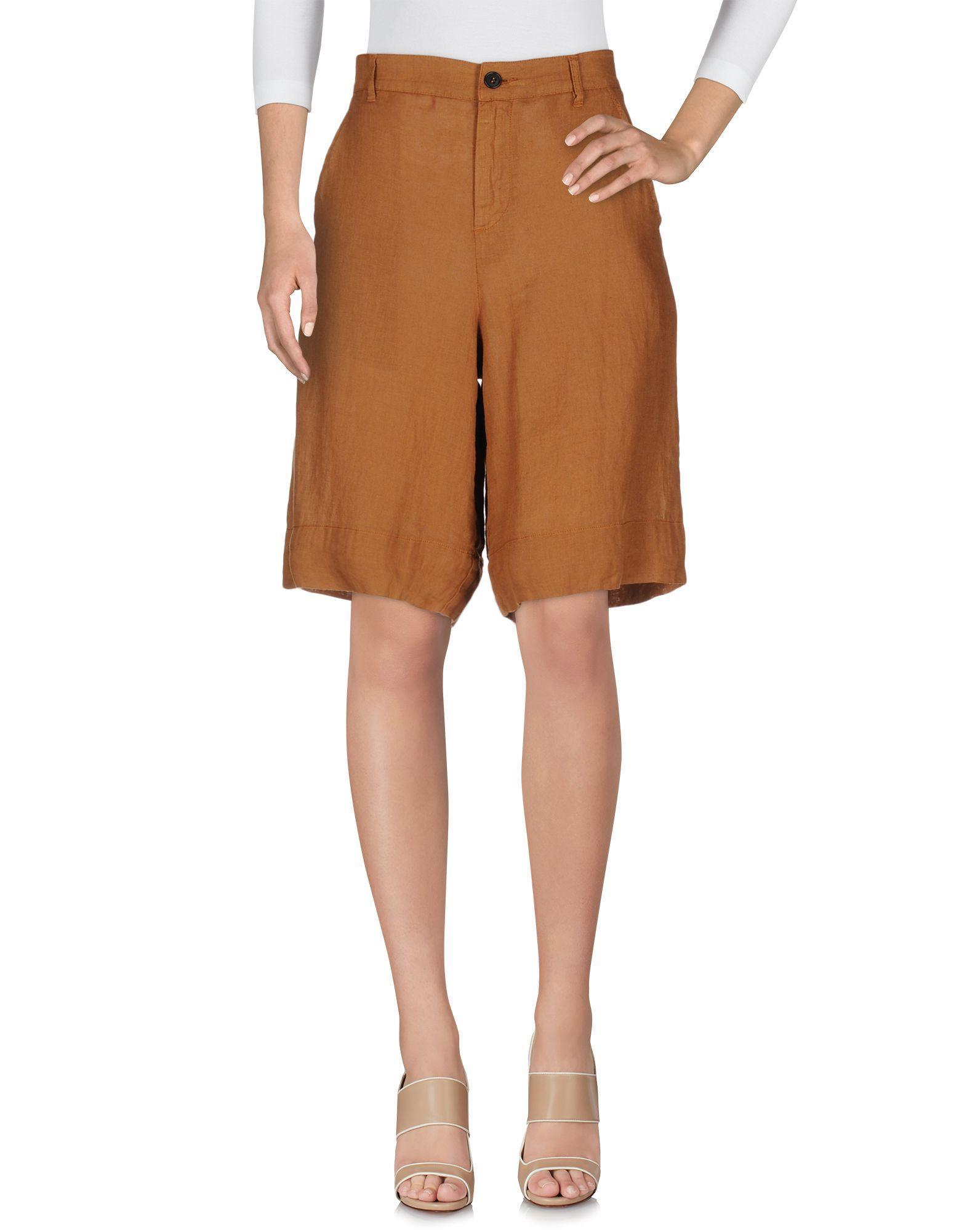 Barena Venezia Shorts & Bermuda In Brown
