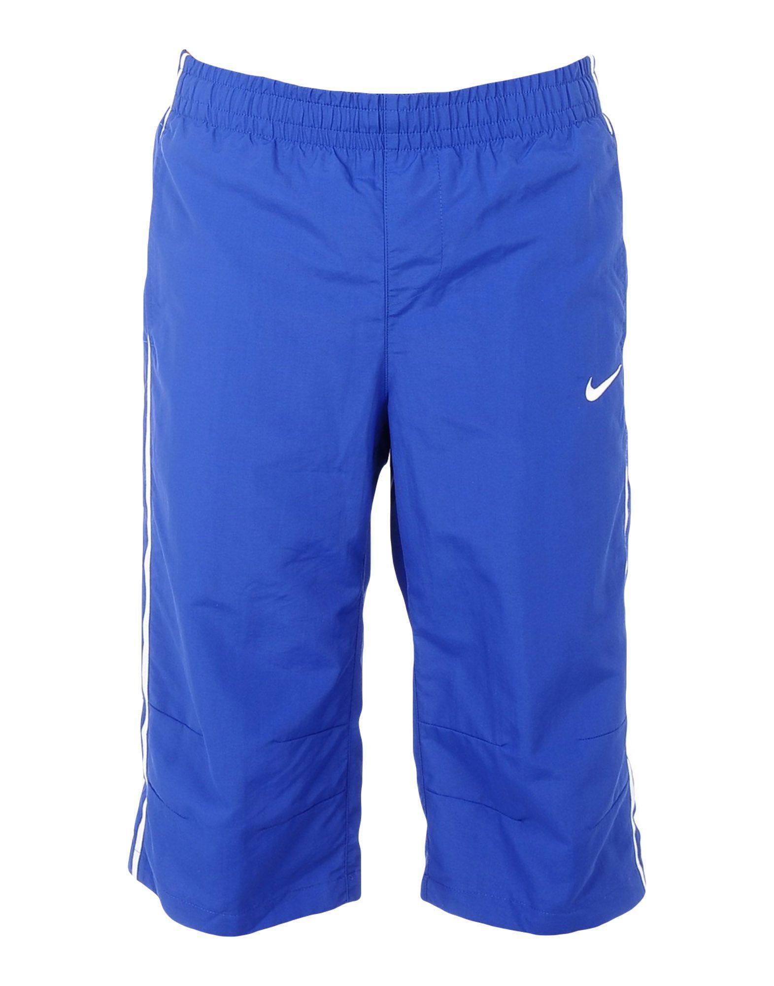 Nike Swim Shorts In Bright Blue