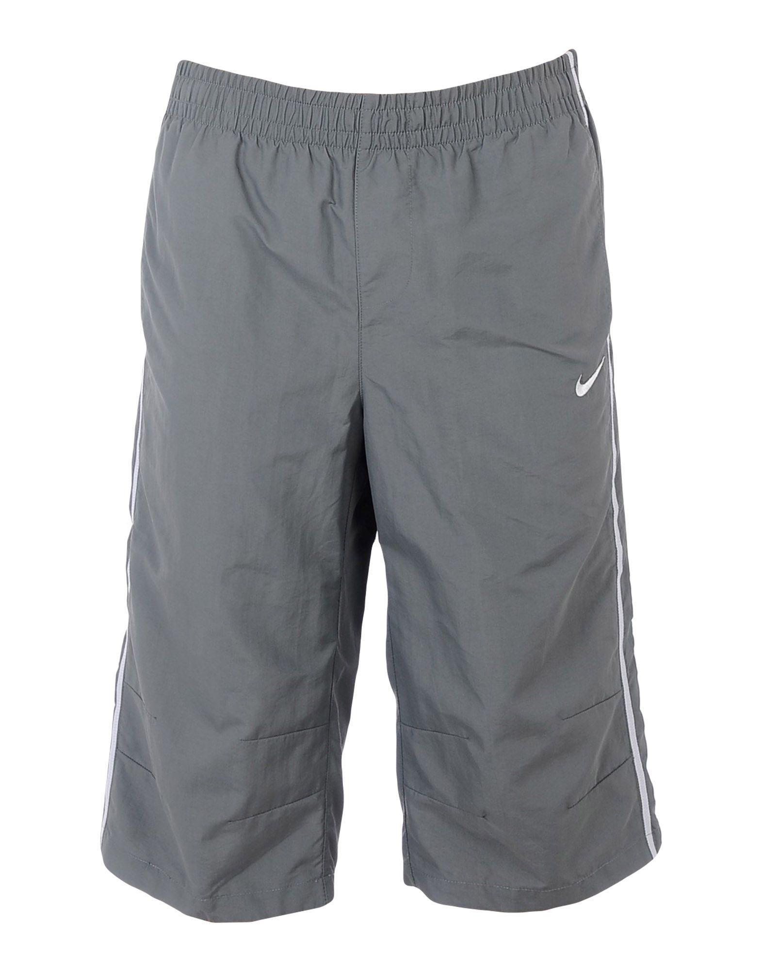 Nike Swim Shorts In Grey