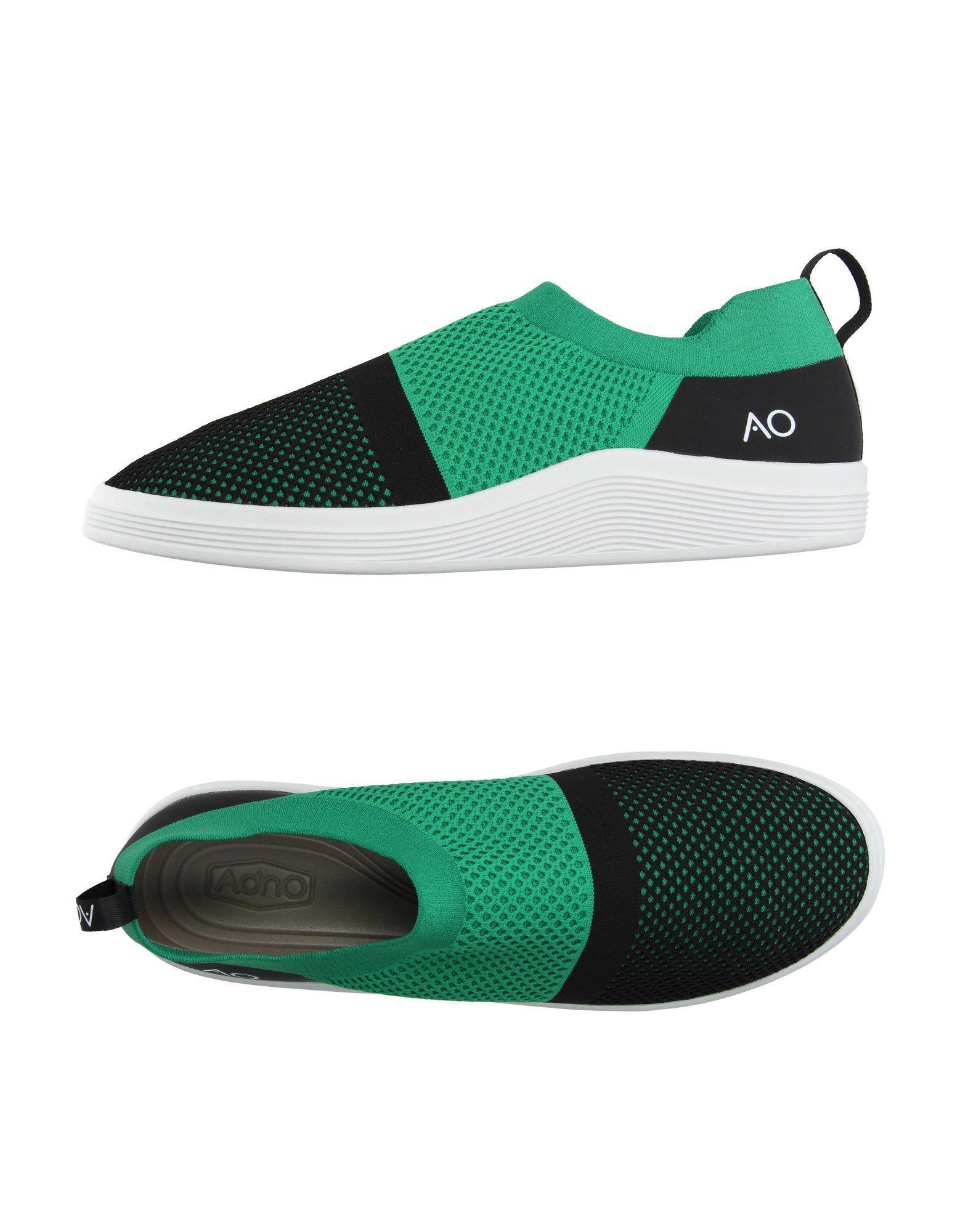 Adno Sneakers In Green