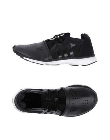 e7eb7672c736b Y-3 Black Racer Sneakers