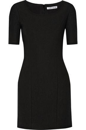 Elizabeth And James Woman Aiden Stretch-Ponte Mini Dress Black