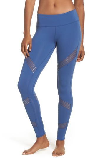 7bd0275f77b99 Alo Yoga Multi Leggings In Cobalt | ModeSens