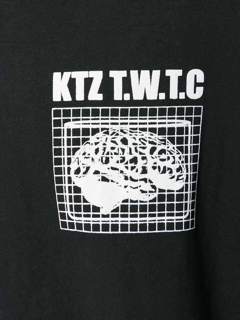 Ktz Brainstorm T-Shirt - Black