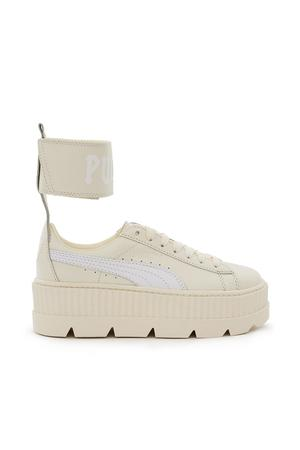 sports shoes b2d6b 7af8e Opening Ceremony Ankle Strap Creepers in Vanilla Ice