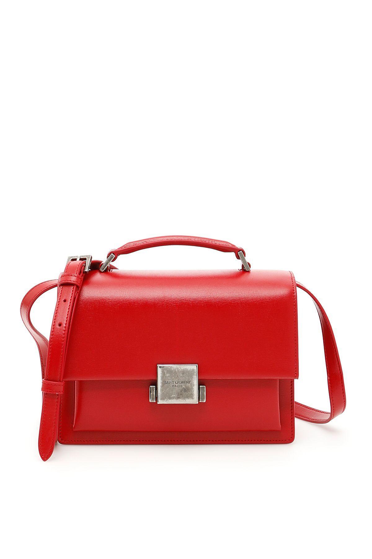 6e133c72d8 Medium Bellechasse Shoulder Bag in Red