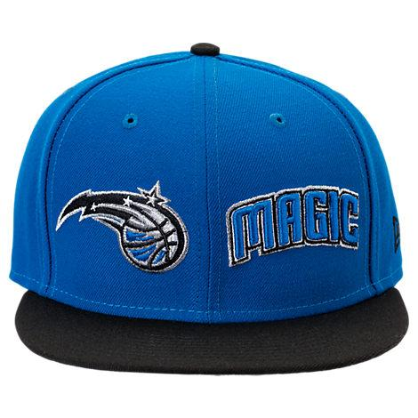 New Era Orlando Magic Nba Y2K Double Whammy 9Fifty Snapback Hat, Blue