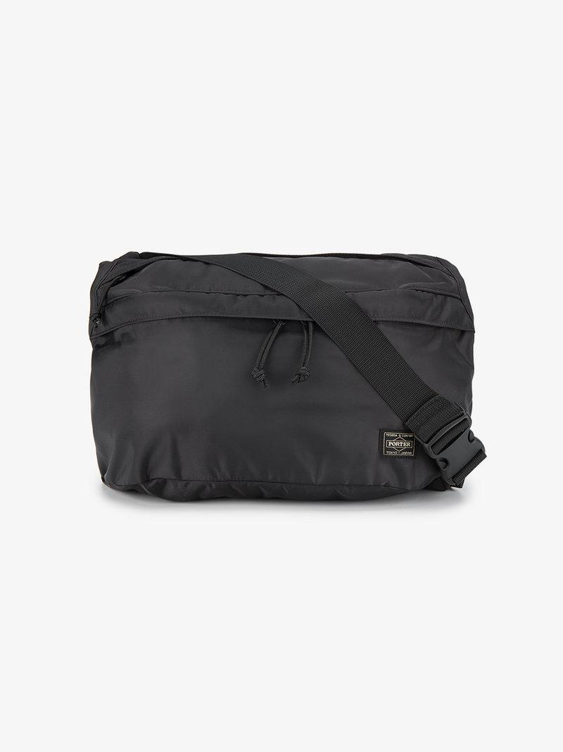 f84d0cac24 Neighborhood X Porter Waist Bag In Black | ModeSens