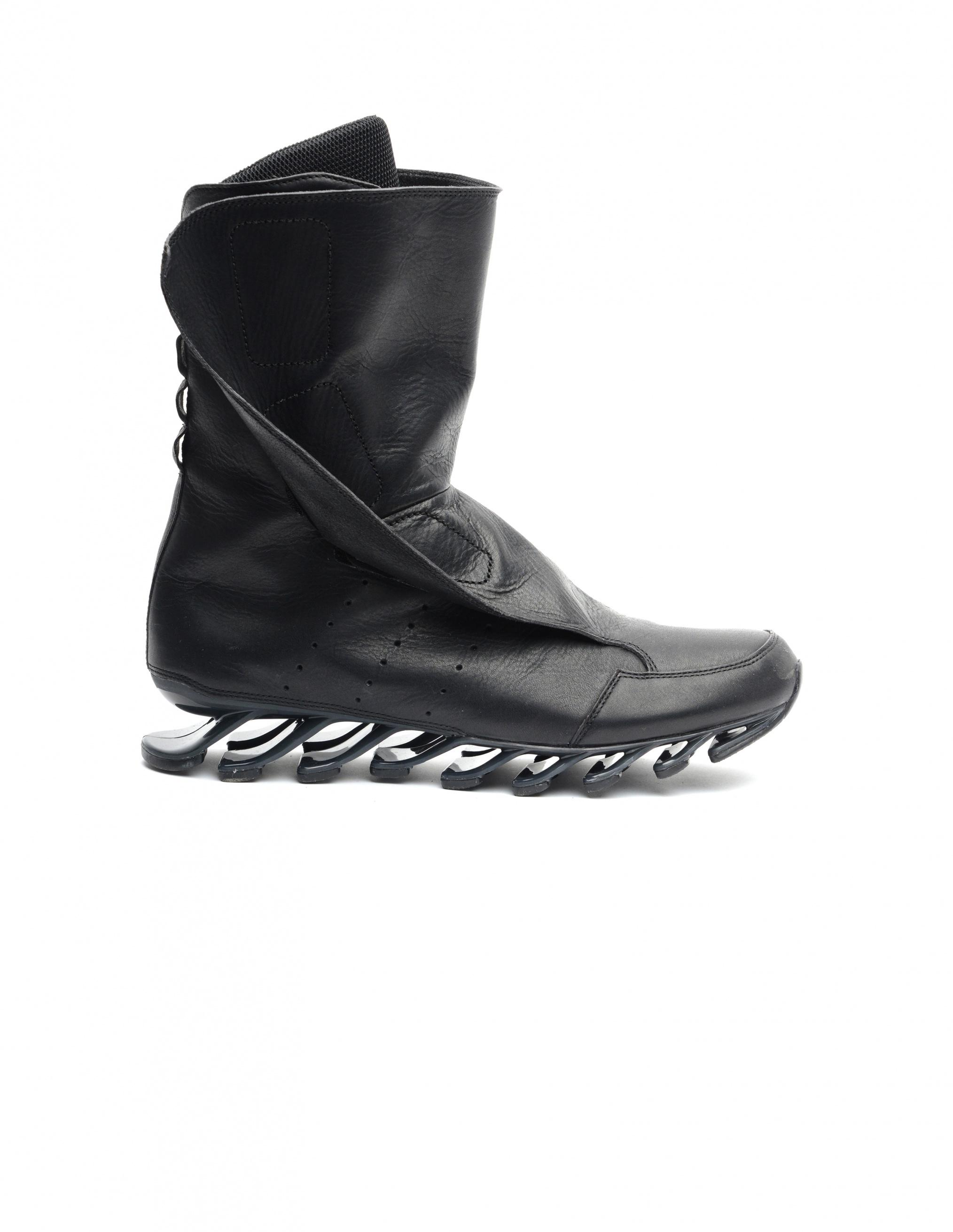 on sale 275b8 a9779 Adidas By Rick Owens Springblade Boots in Black