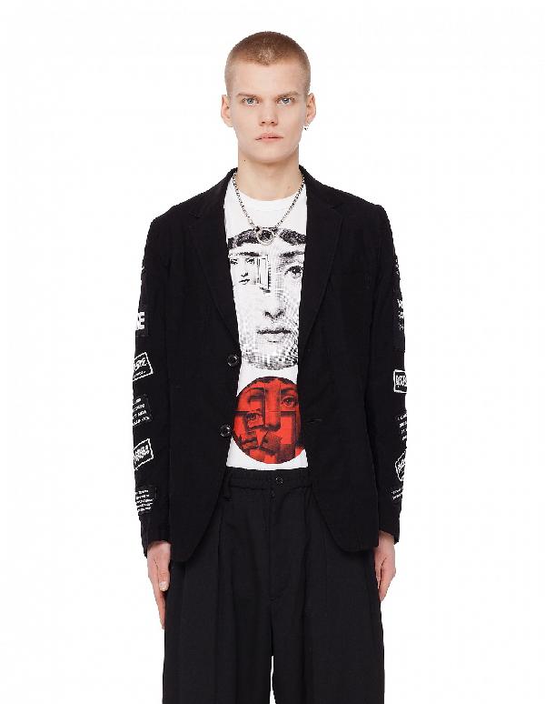 Yohji Yamamoto Readymade Black Jacket