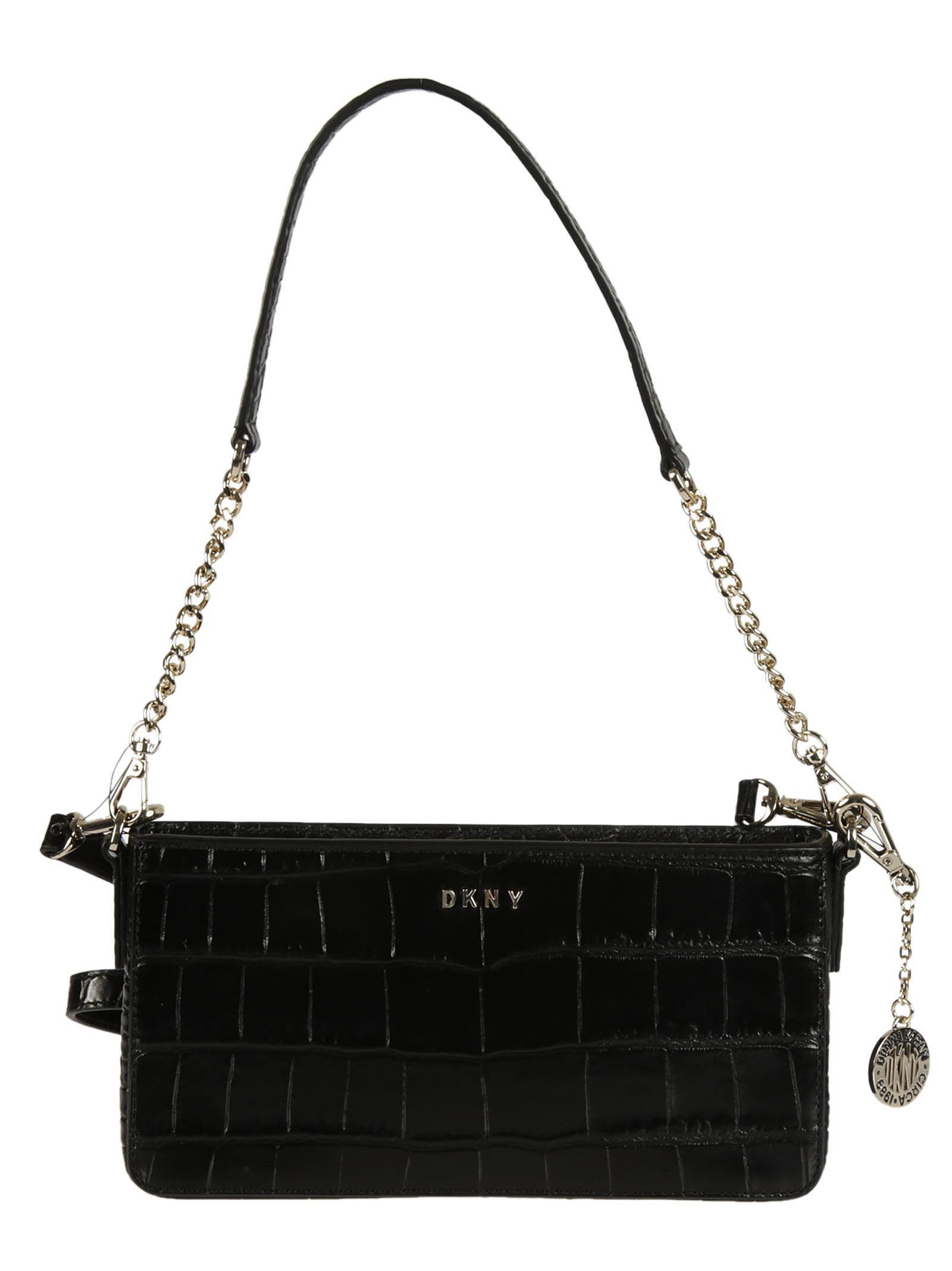 cd4c69243148 Dkny Small Crossbody Bag In Nero | ModeSens