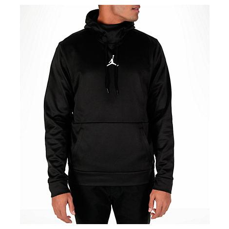 detailing competitive price reliable quality Men's Air Jordan Therma 23 Alpha Training Hoodie, Black