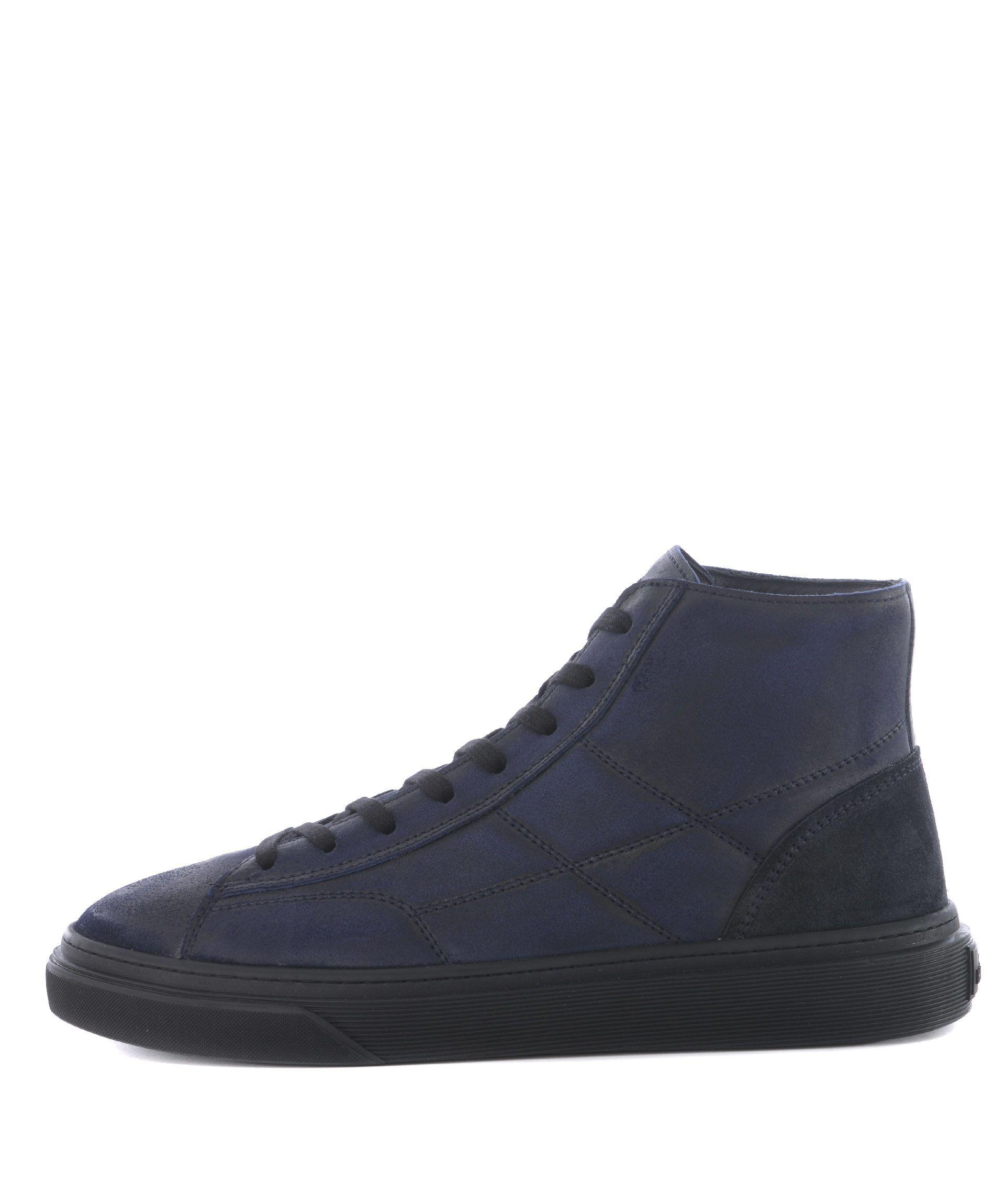 Hogan H340 Sneakers In Blu | ModeSens