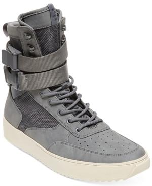 1ceaad43fa0 Men's Zeroday High-Top Sneakers Men's Shoes in Grey