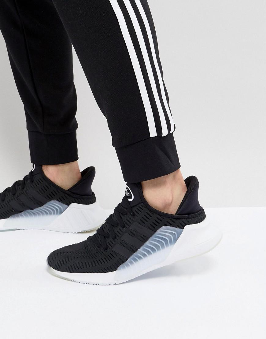 designer fashion picked up new style Adidas Originals Climacool 02/17 Sneakers In Black Bz0249 - Black ...