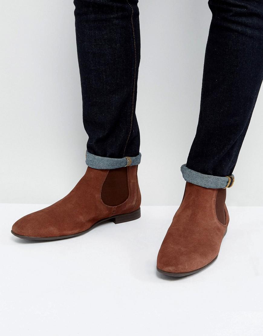 cb133f8043e Archer Chelsea Boots - Brown