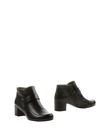 Jil Sander Ankle Boot In Black