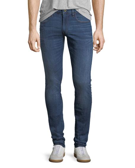 333efa57497 G-Star 3301 Deconstructed Super Slim Jean Medium Aged - Blue | ModeSens