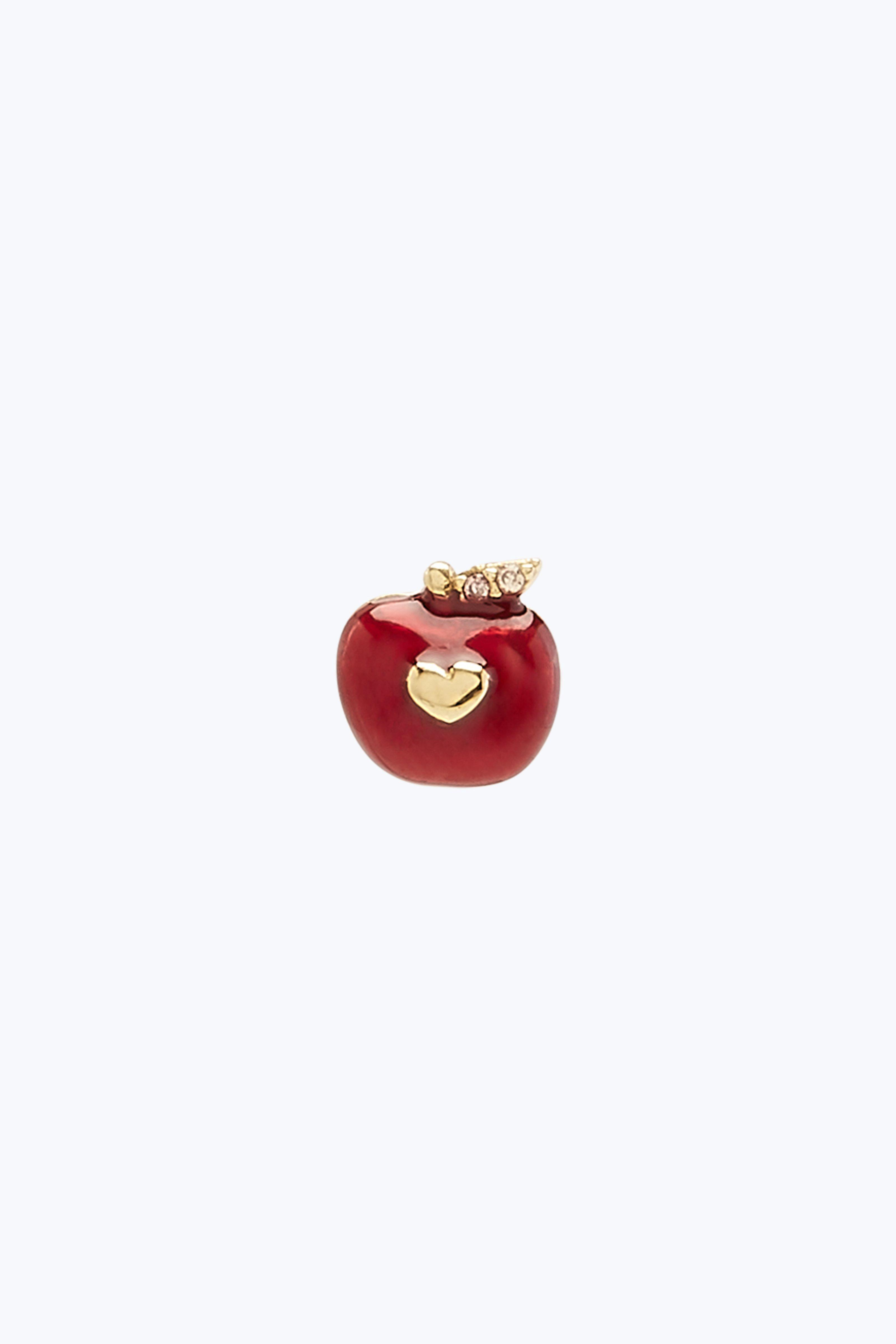 7726d4a26 Marc Jacobs Red Single Apple Stud Earring | ModeSens