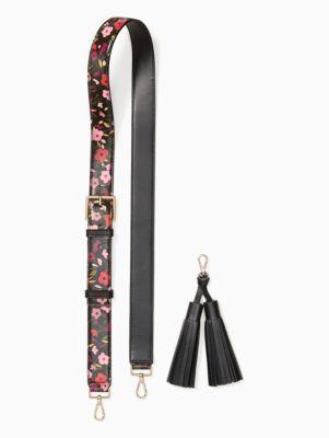 Kate Spade Make It Mine Boho Floral Strap/tassel Pack