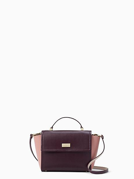 Kate Spade Arbour Hill Charline In Soft Aubergine/rose Frost/pumice