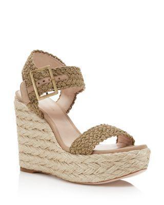 ff896c57b541 Stuart Weitzman Women. STUART WEITZMAN. Women s Alexis Espadrille Wedge  Sandals ...