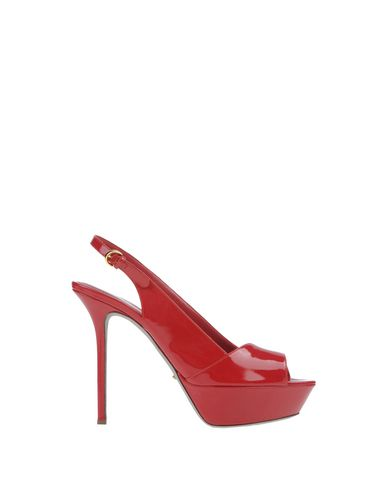 Sergio Rossi Sandals In Red