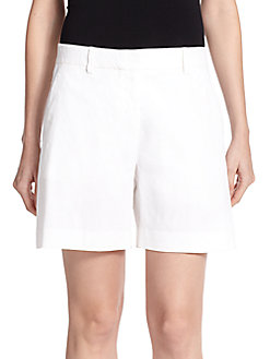 Theory 'wehnday' Chino Shorts In 0400088182100