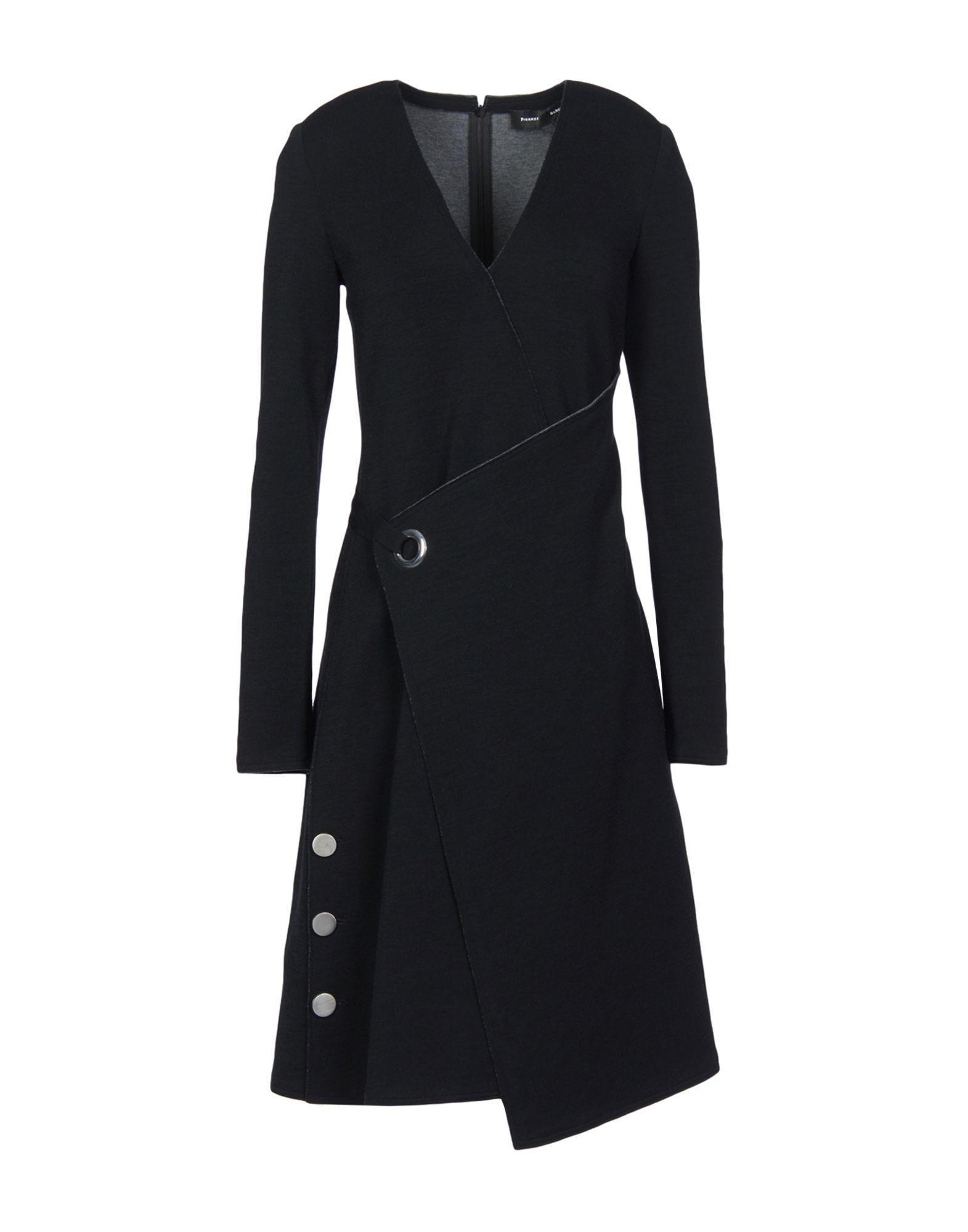 Proenza Schouler Knee-Length Dresses In Black