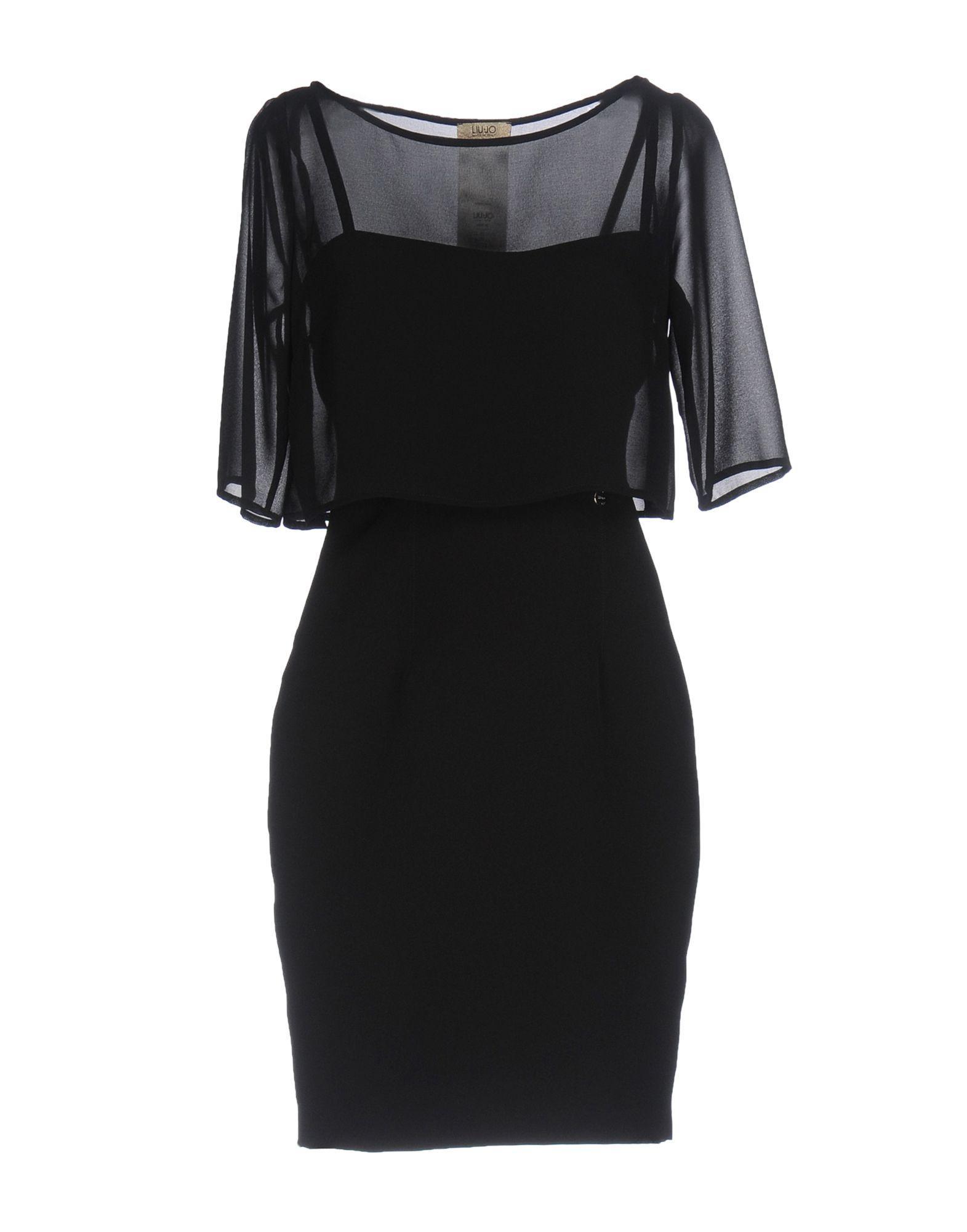 Liu •jo Suit In Black
