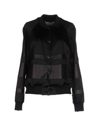 Alexander Wang T Jackets In Black