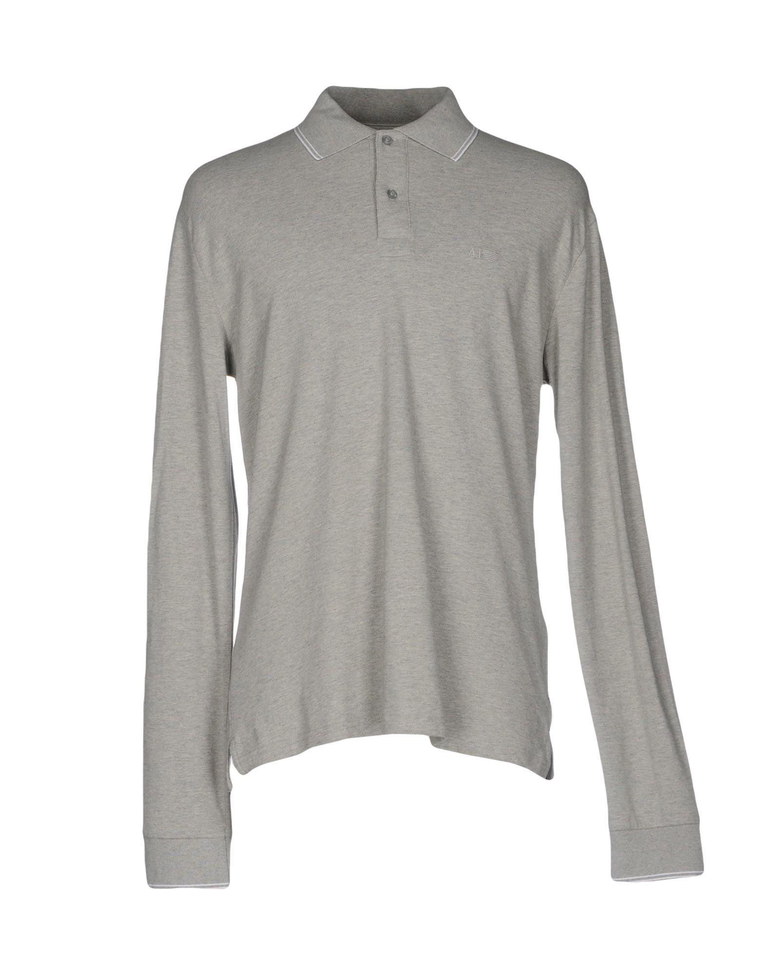 Shirt Armani Polo Dreamworks Light Grey Jeans Long Sleeve orBCxdeW